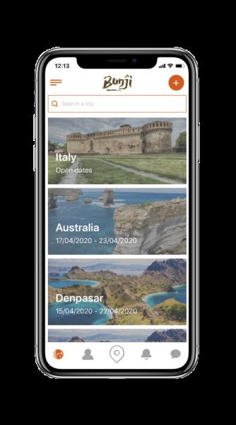 fondo bunji app